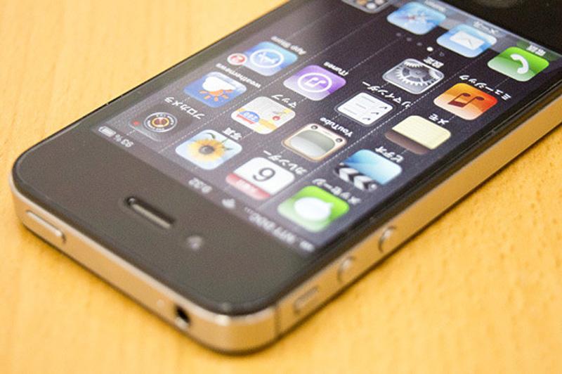iPhone 4SをドコモXiで使う【初動編】