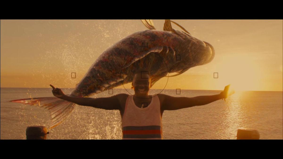 JONAH – 伝説の巨大魚を発見した男の切ない末路