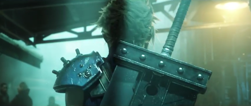 FFVII、PS4でリメイク決定!